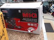 LINCOLN ELECTRIC Wire Feed Welder HANDY MIG
